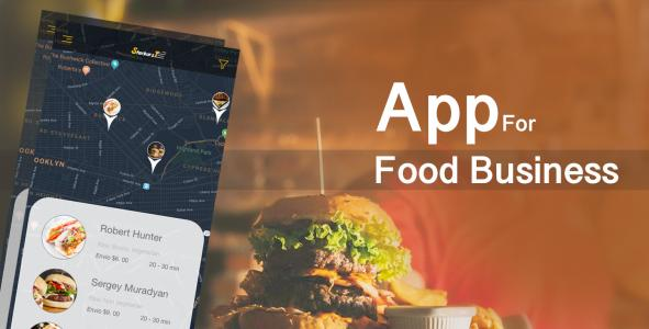 Must Have Features: On-Demand Food Delivery App For Food Business