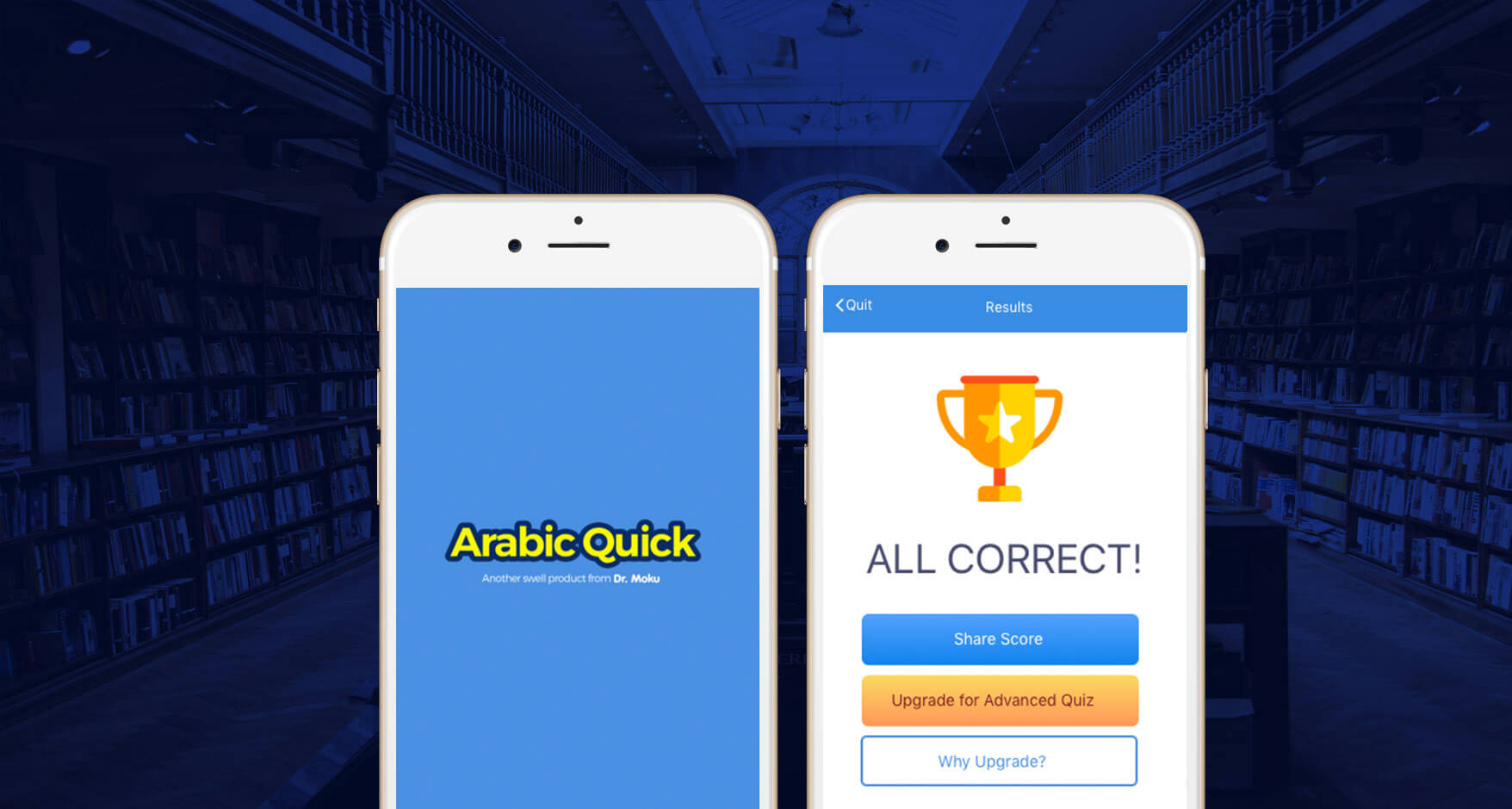 Arabic learning apps development