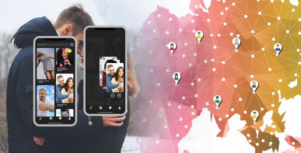 How to Build a Location-Based Social Search Mobile App Like Tinder