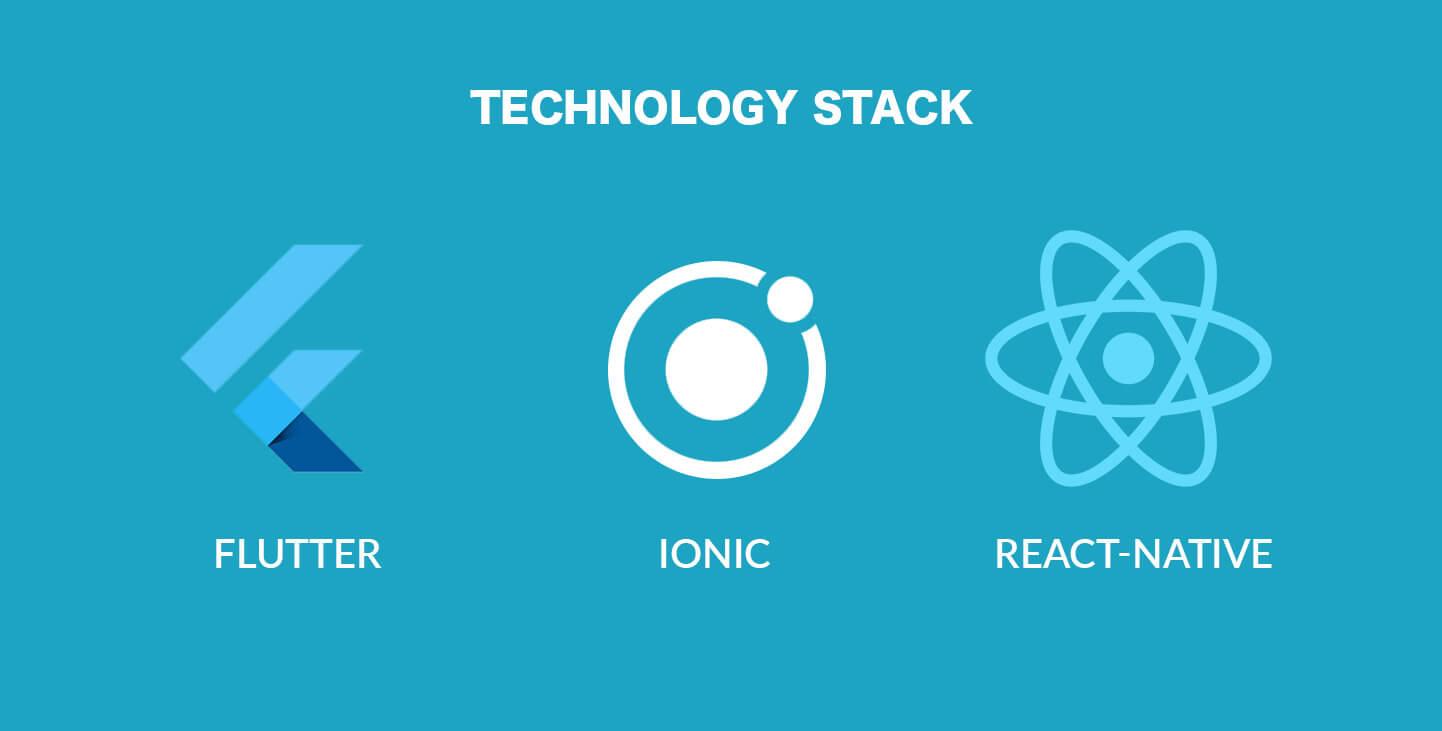 Flutter Technology Stack
