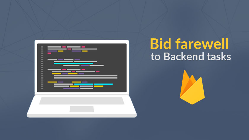 Redundant Backend jobs with Firebase mobile app development
