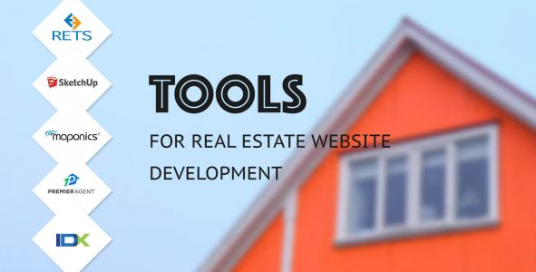 real estate website development company