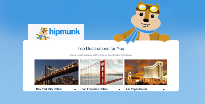 Hipmunk - Chatbot Application in Hospitality