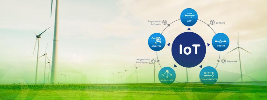 IoT application development for the Energy Industry