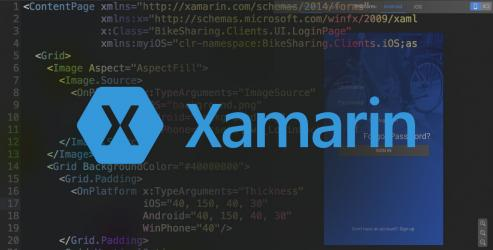 Application Development Using Xamarin