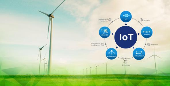 The Internet of Things and the Energy Industry
